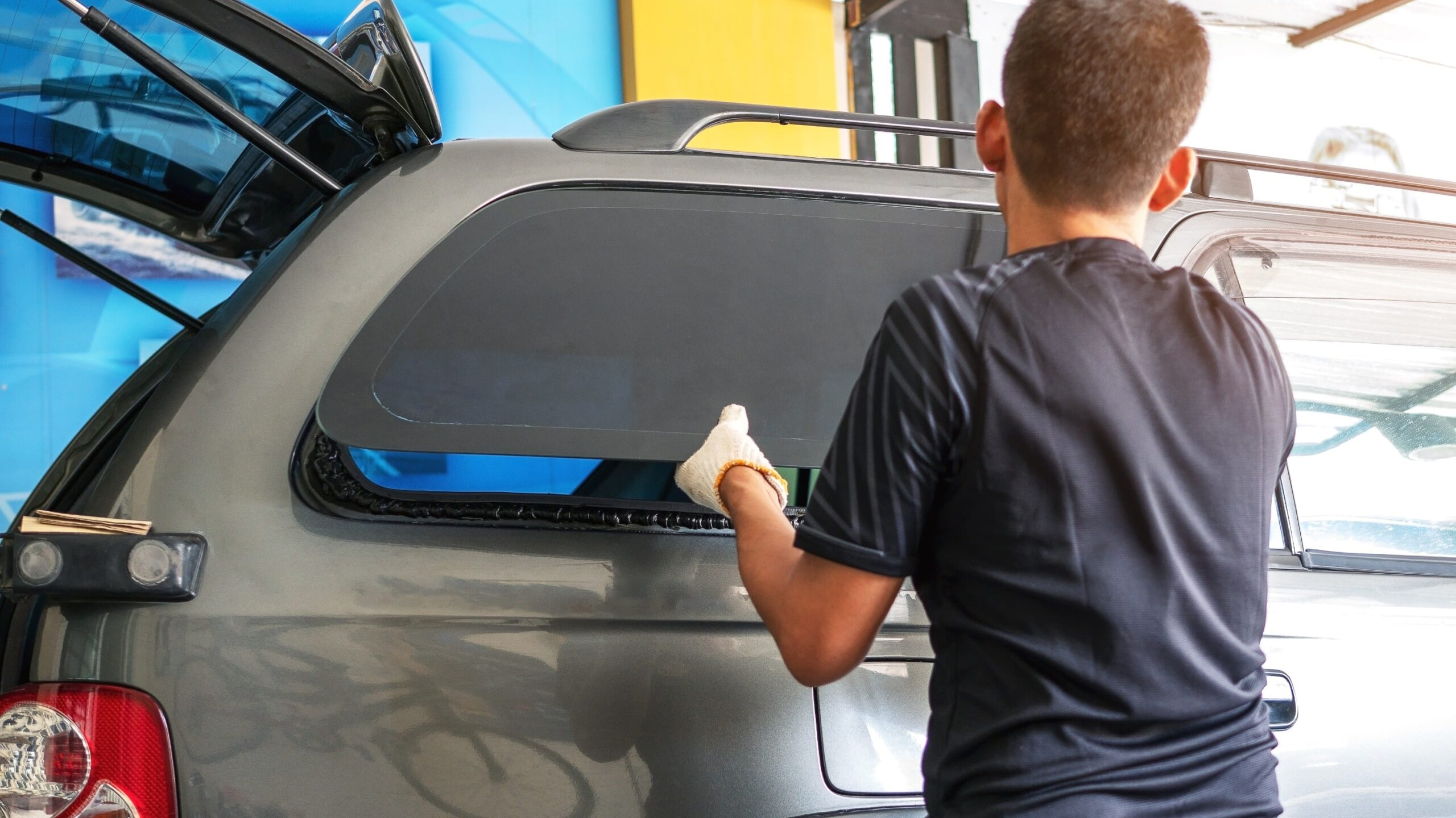 Passenger Side Window Replacement